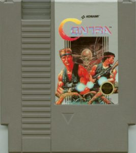 Contra Cartridge