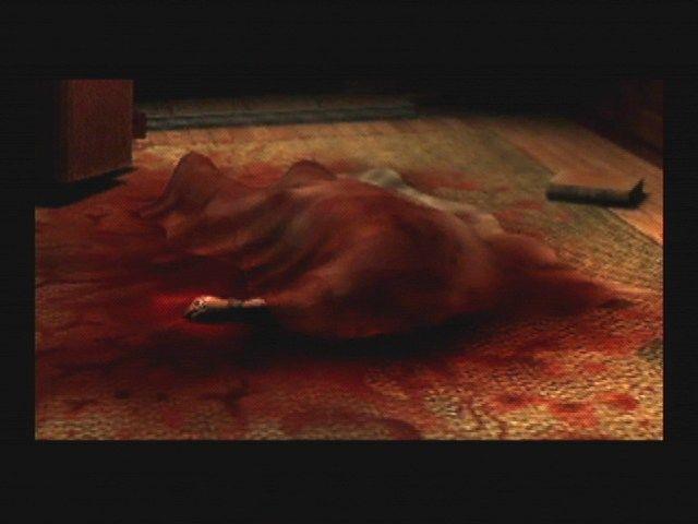 Eternal Darkness Body of Ed Roivas