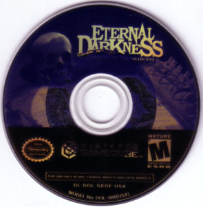 Eternal Darkness Disc