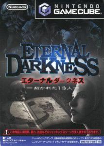 Eternal Darkness Japanese Box