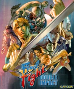 Final Fight Double Impact Box