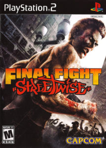 Final Fight Streetwise Box