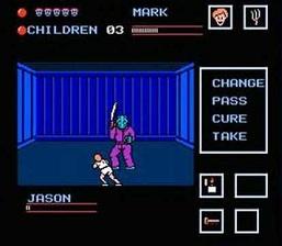 Friday the 13th Jason Inside