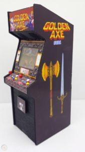 Golden Axe Arcade Cabinet 2