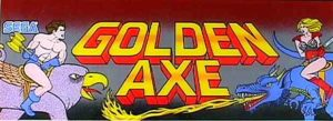Golden Axe Marquee