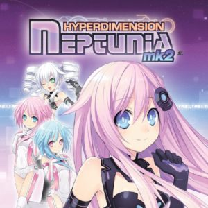 Hyperdimension Neptunia mk2 Box