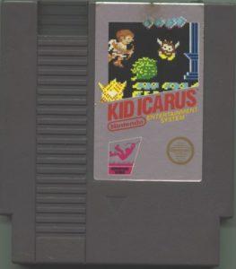 Kid Icarus Cartridge