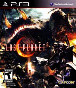 Lost Planet 2 Box