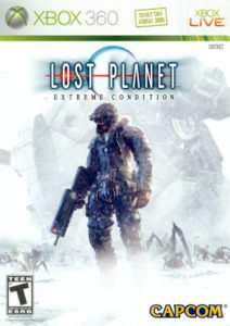 Lost Planet Extreme Condition Box