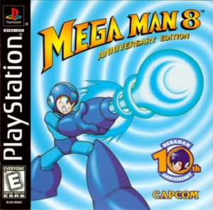 Mega Man 8 Box