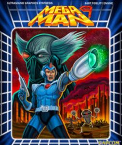 Mega Man 9 Box