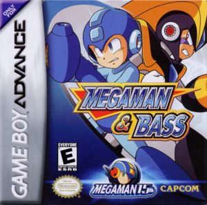 Mega Man & Bass Box