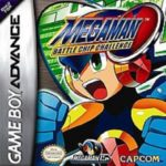 Mega Man Battle Chip Challenge Box