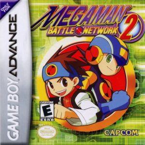 Mega Man Battle Network 2 Box