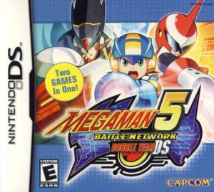 Mega Man Battle Network 5 Box