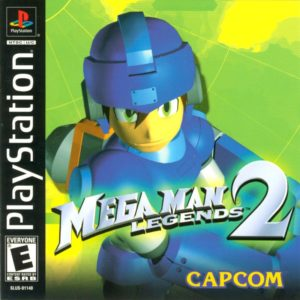 Mega Man Legends 2 Box