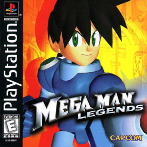 Mega Man Legends Box