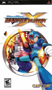Mega Man Maverick Hunter X Box