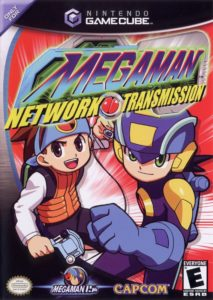 Mega Man Network Transmission Box