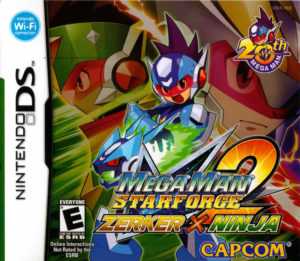 Mega Man Star Force 2 Box