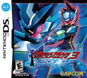 Mega Man Star Force 3 Box