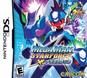 Mega Man Star Force Box