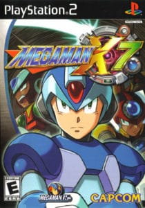 Mega Man X7 Box