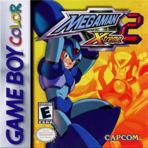 Mega Man Xtreme 2 Box