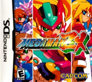 Mega Man ZX Box