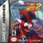 Mega Man Zero 2 Box