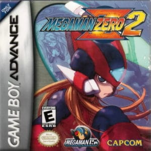 Mega Man Zero 2 Box