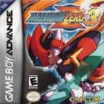 Mega Man Zero 3 Box