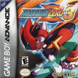 Mega Man Zero 3 Box