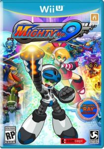 Mighty No. 9 Box