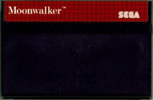 Moonwalker SMS Cartridge