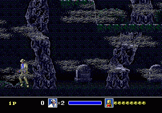 Moonwalker Woods Stage