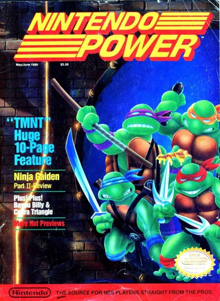 Nintendo Power Volume 6