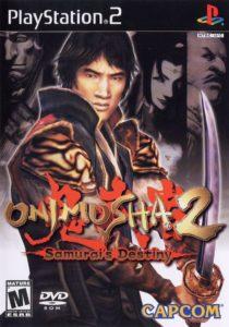 Onimusha 2 Samurai's Destiny Box