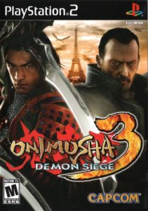 Onimusha 3 Demon Siege Box