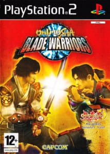 Onimusha Blade Warriors Box