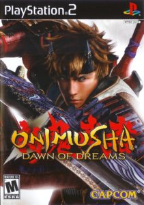Onimusha Dawn of Dreams Box