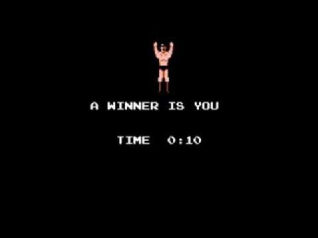 Pro Wrestling A Winner Is You