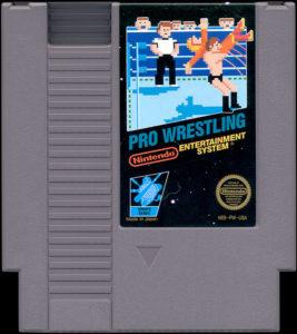 Pro Wrestling Cartridge