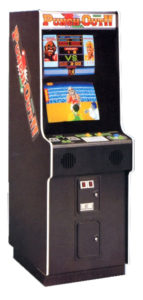Punch-Out!! Arcade Cabinet 2