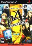 Shin Megami Tensei Persona 4 Box