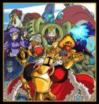 Shovel Knight - King of Cards