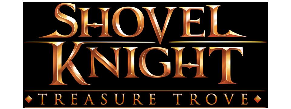 Shovel Knight Treasure Trove Logo