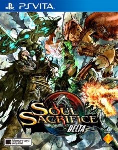 Soul Sacrifice: Delta Box