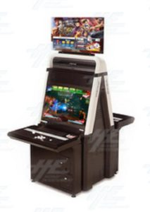 Street Fighter IV Arcade Cabinet