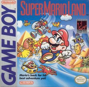 Super Mario Land Box